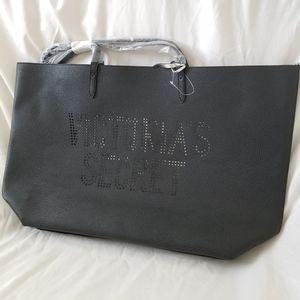 Victoria's Secret Faux Leather Tote